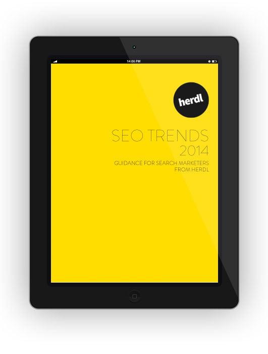 seo trends mock up